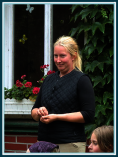 Trainer C, Organisation Reiterhof, Sabine